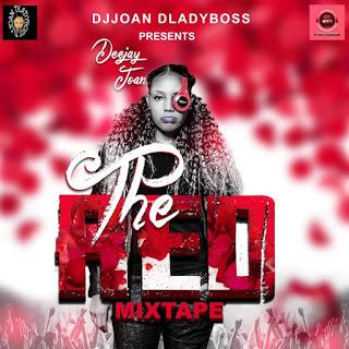 DJ JOAN DA LADYBOSS – THE RED MIXTAPE mp3 – 1mic